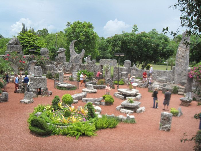 4. Florida: Coral Castle, Homestead