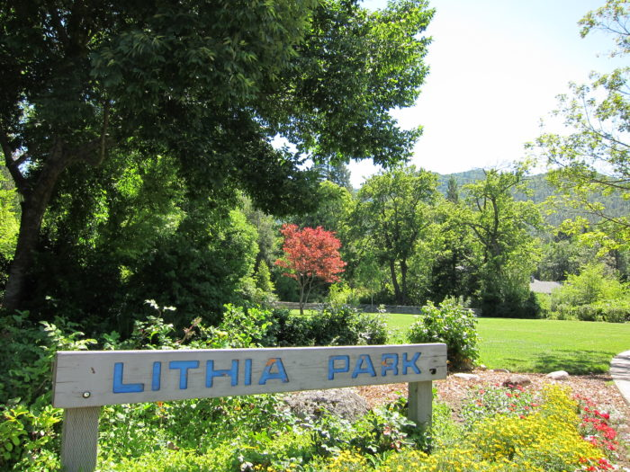 4. Concerts in Lithia Park