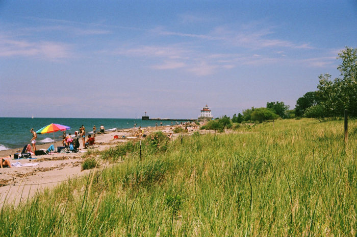 While Lake Erie is home to more than 30 beautiful beaches, Headlands Beach State Park in Mentor stands out among the rest.