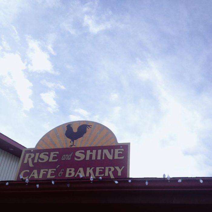 6. Rise and Shine Cafe & Bakery, Bozeman