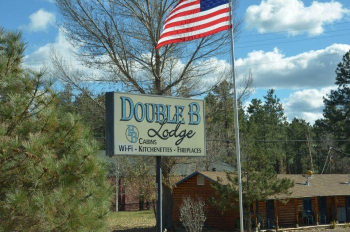 2. Double B Lodge, Pinetop