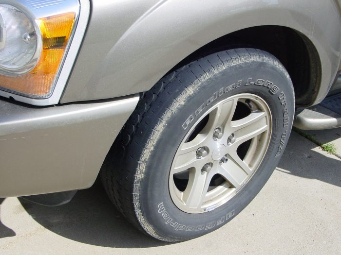 4. Balance and rotate your tires often because Ohio is essentially the pot hole capital of the world.