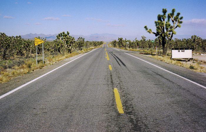 6. Joshua Forest Scenic Road