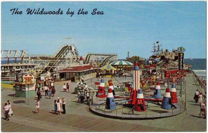 7. Hunt's Pier, Wildwood
