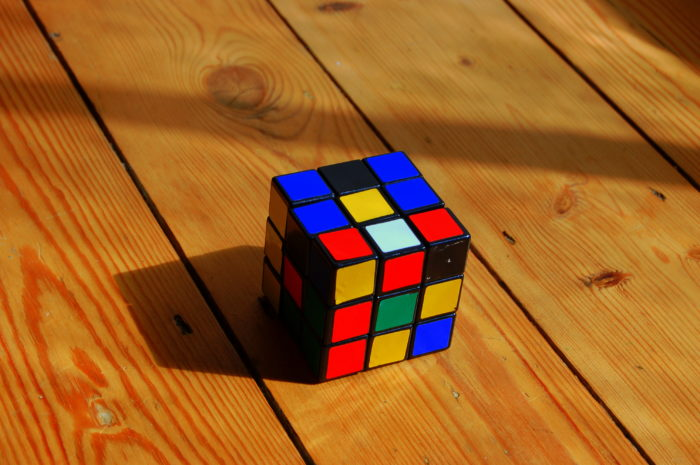7. Fastest Time to Solve a Rubik's Cube