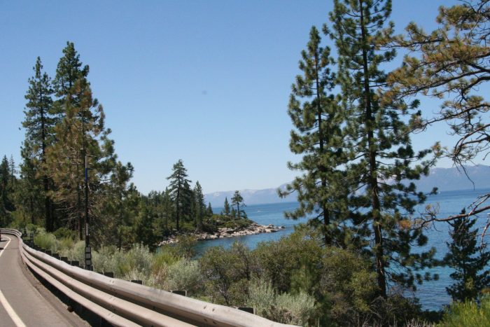 11. Lake Tahoe - Eastshore Drive Scenic Byway