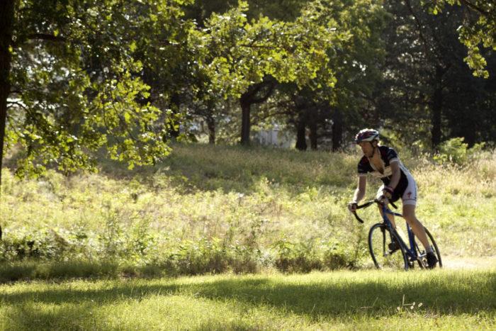 10. Hiking and biking trails