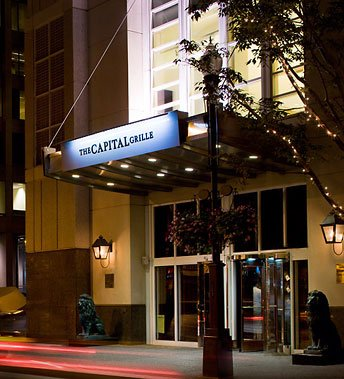 4. Capital Grille - 301 Fifth Avenue; Pittsburgh, PA 15222
