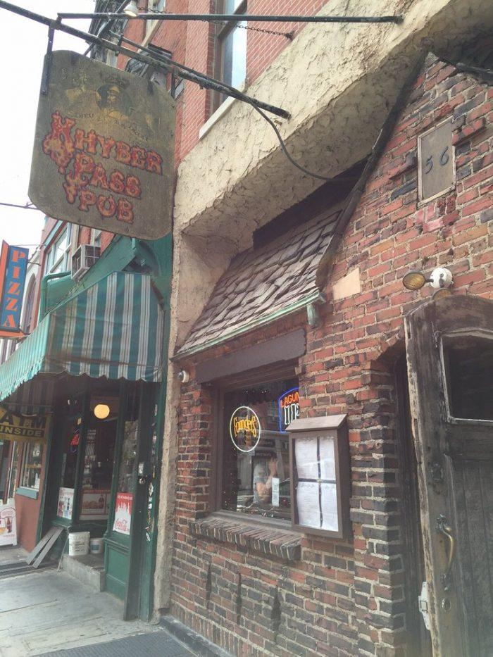 4. Khyber Pass Pub, Philadelphia