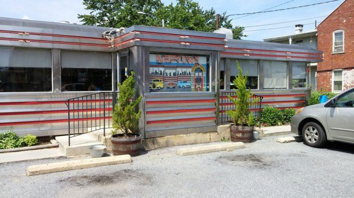 4. Neptune Diner, Lancaster