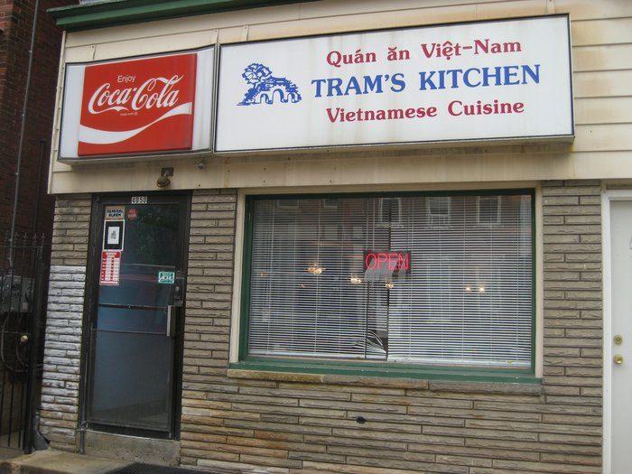 4. Tram's Kitchen