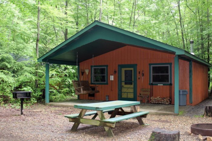 4. Wapiti Wood Guest Cabins, Weedville
