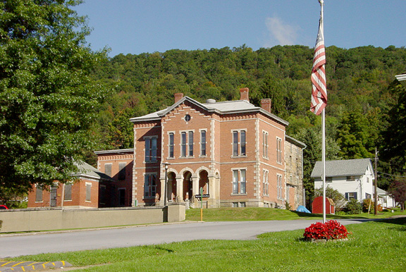 5. Old Jail Museum, Smethport