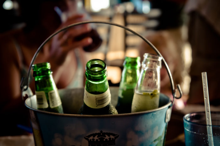 5. St. Louis may be a beer town, but it's illegal to sit on the curb and drink beer from a bucket.