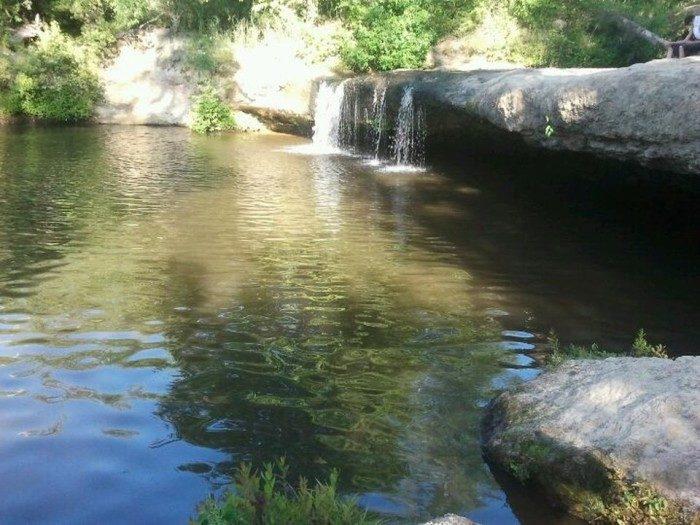 5. Union Falls, near Moselle