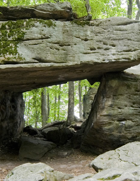 5. Hike to Beartown Rocks.