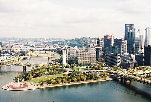 5. Isn't Pittsburgh dirty?