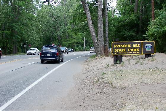 5.  Presque Isle State Park
