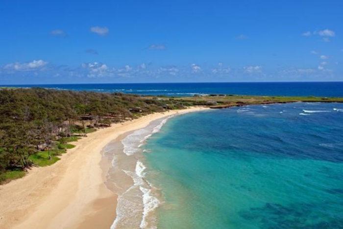 5. Malaekahana Beach Campground