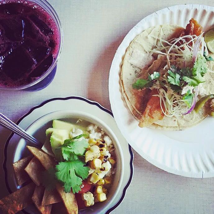 5. Mas Tacos Tortilla Soup