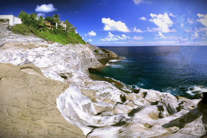 5. Oahu's Spitting Caves