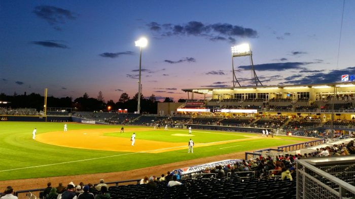 5. First Tennessee Park