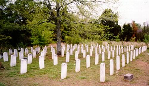 5. Bethany Historic Cemetery, Baldwyn