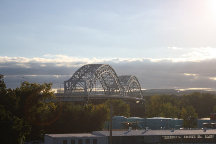 Arrigoni Bridge in Middletown has a reputation for being the place where people go to commit suicide.