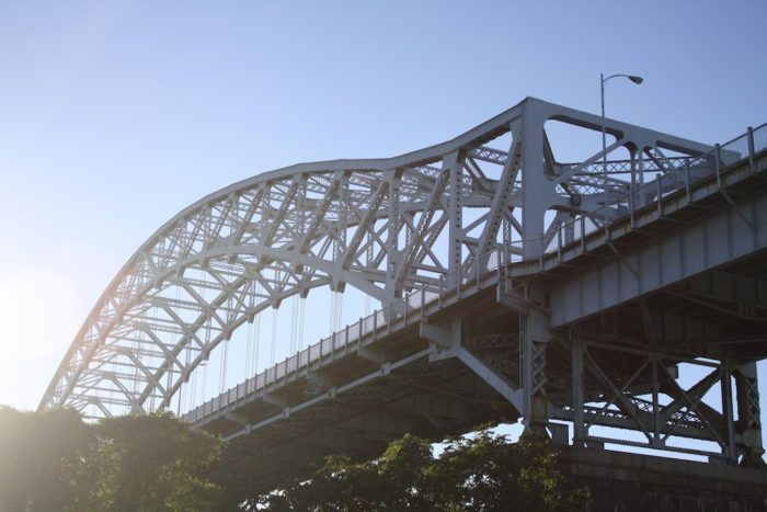 The bridge, despite being only 80 years old, is already infamous.