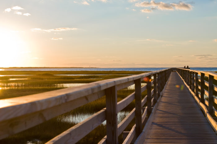 2. Gray's Beach Boardwalk (Bass Hole Boardwalk), Yarmouthport
