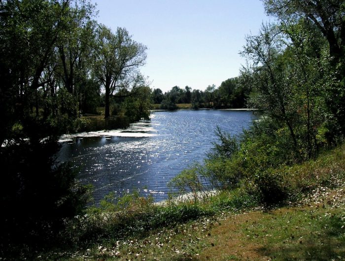 Victoria Springs is the third-oldest area in Nebraska's state parks system, having been established in 1925.