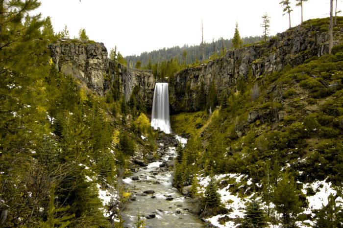 3. Tumalo Falls