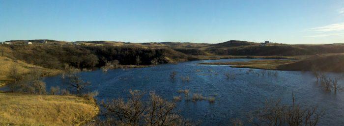 2. Harmon Lake - Mandan