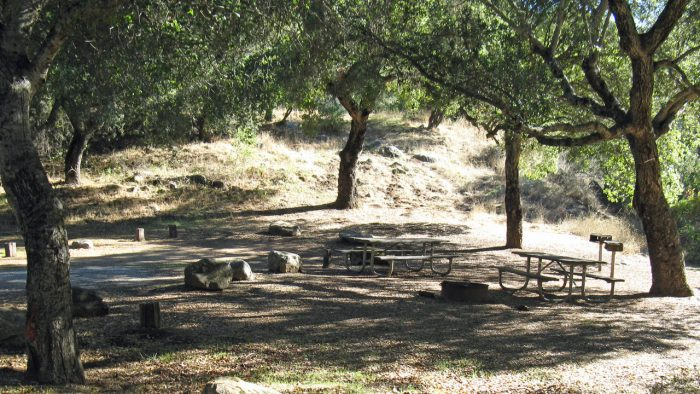 10 Rustic Camping Spots In Southern California