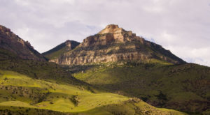This Epic Mountain In Wyoming Will Drop Your Jaw