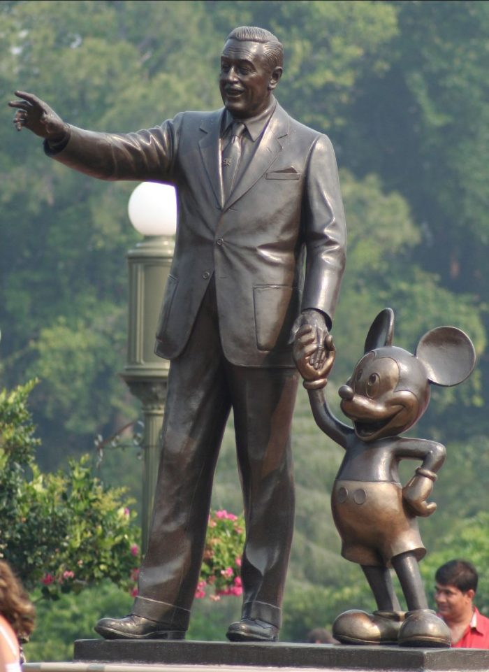 10. Without Missouri, we might not have Mickey Mouse.