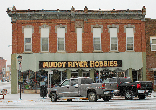 12. South Dakota is filled with charming small towns where everyone knows your name.