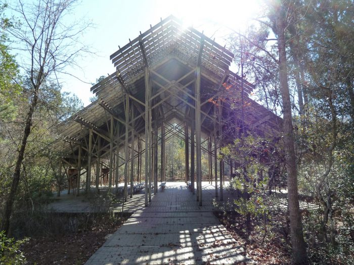1) The Crosby Arboretum of Mississippi State University, Picayune, MS
