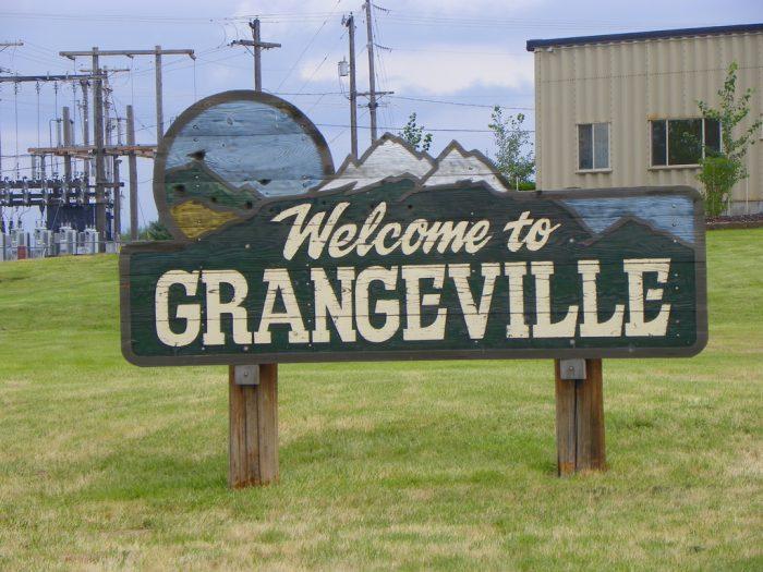 1. Grangeville