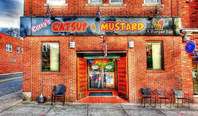 4. Corey's Catsup and Mustard (Manchester)