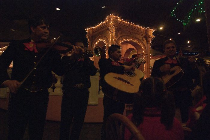 """12. """"If I tip the mariachi band, will they leave our table alone?"""""""