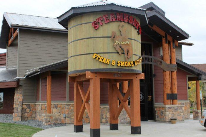 8. Steamboat Steak And Smokehouse, Cheyenne