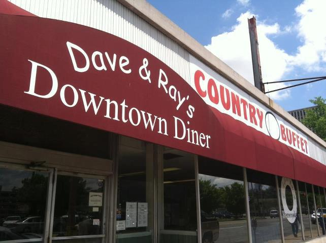 6. Dave and Ray's Downtown Diner (Little Rock)