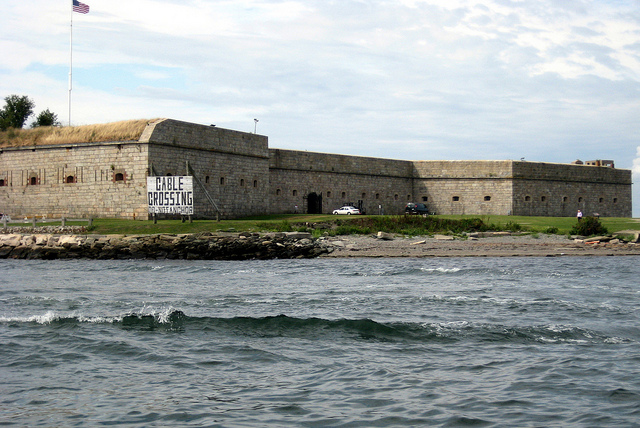 5. Fort Adams State Park, Newport