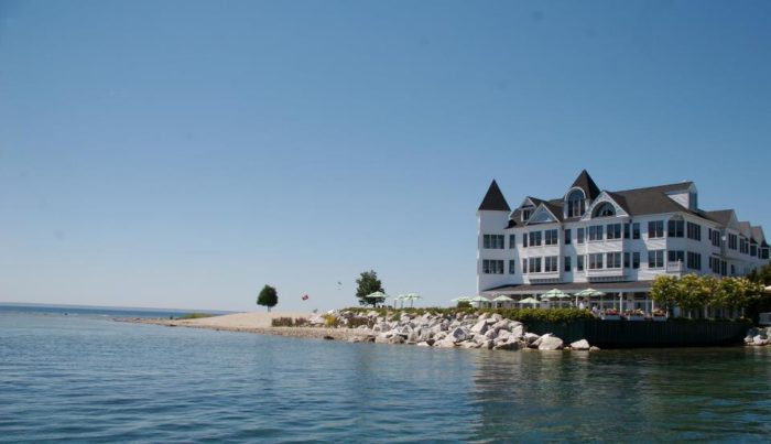 1. The Carriage House at Hotel Iroquois (Mackinac Island)