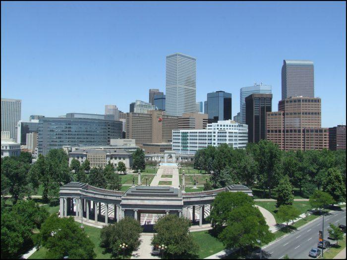 11. Civic Center Park