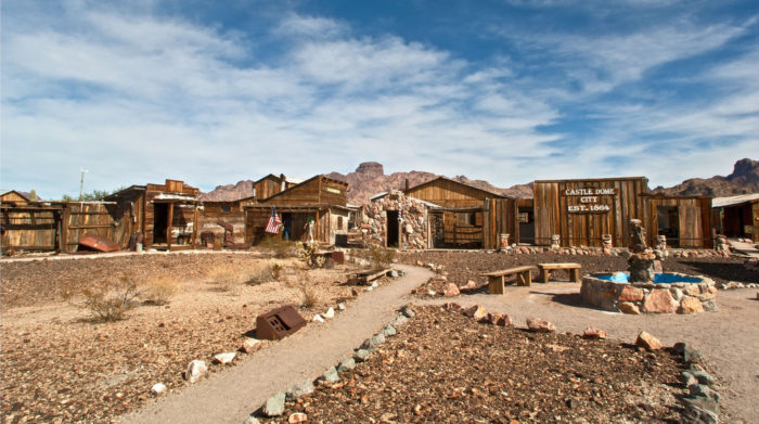 3. For another perspective in history, check out the Castle Dome Mines Museum and Ghost Town, about 40 miles north of Yuma.