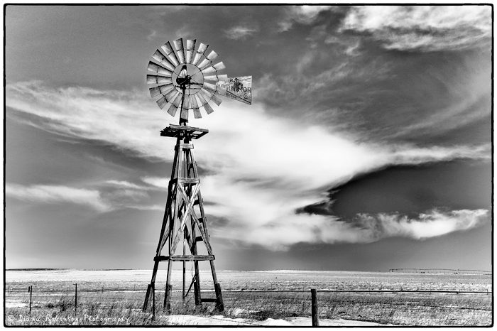 14. This windmill in the Sandhills is one of the most photogenic we've seen.