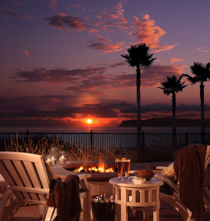 8. How about a little getaway to the Hotel del Coronado? That looks like the perfect spot to cuddle up and watch the sun go down.