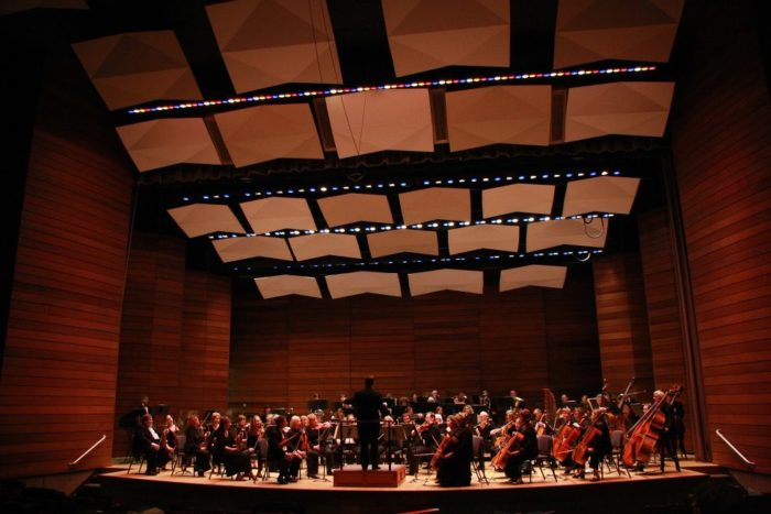 1. Rogue Valley Symphony Orchestra